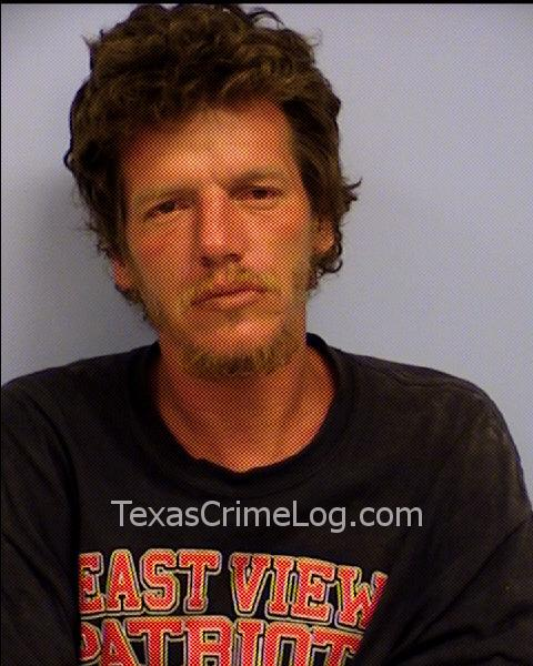Chauncey Droemer (Travis County Central Booking)