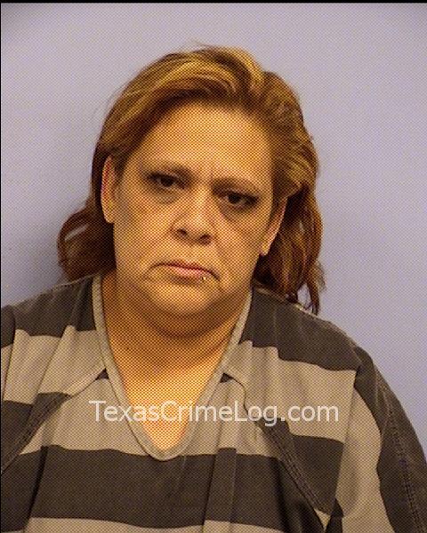 Deborah Rodela (Travis County Central Booking)