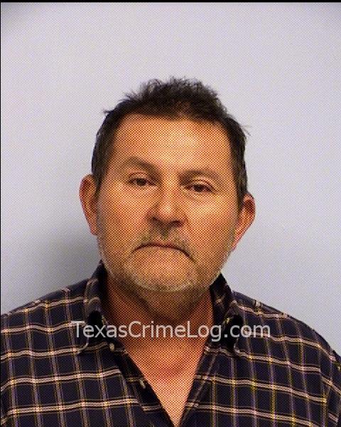 Edardo Alfaro (Travis County Central Booking)
