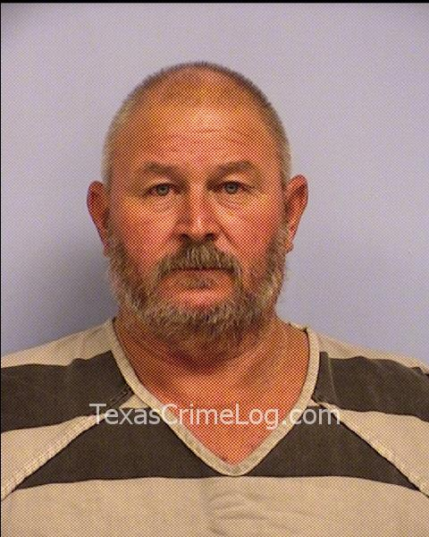 Billy Cantrell (Travis County Central Booking)