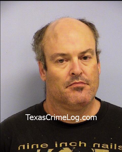 Christopher Huber (Travis County Central Booking)