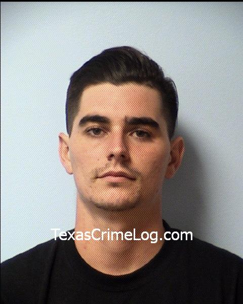 Justin Macduffee (Travis County Central Booking)