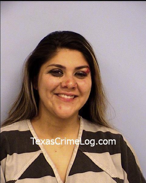 Amri Estrada (Travis County Central Booking)