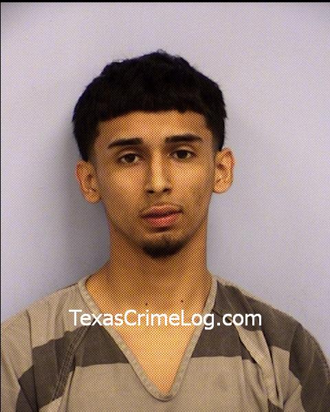 Christian Pacheco (Travis County Central Booking)