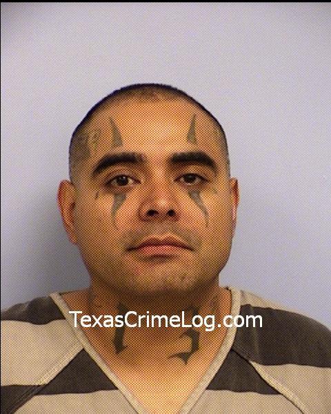 Ricardo Vargas (Travis County Central Booking)