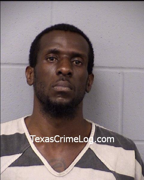 Clement Elendu (Travis County Central Booking)