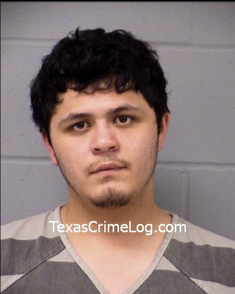 Marco Orozco (Travis County Central Booking)