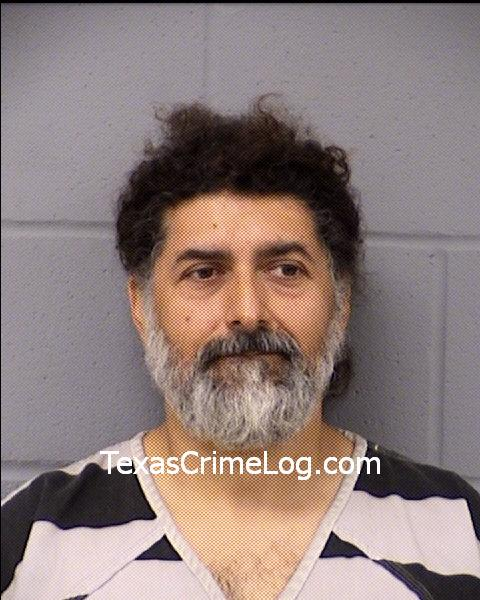 Julian Reyes (Travis County Central Booking)