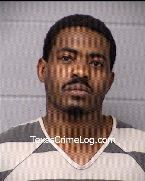 Adrian Sanford (Travis County Central Booking)