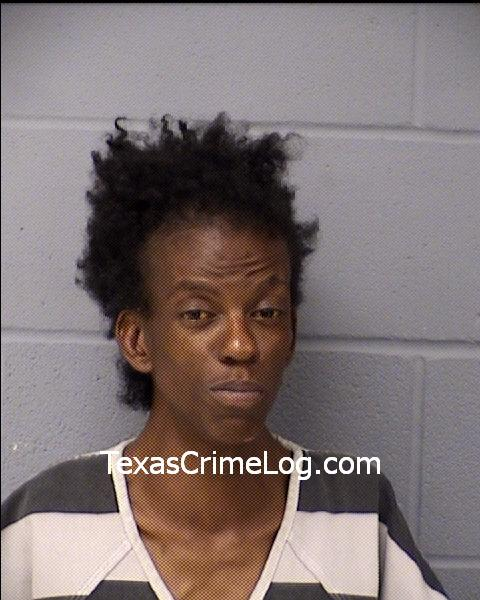 Jeneva Strait (Travis County Central Booking)