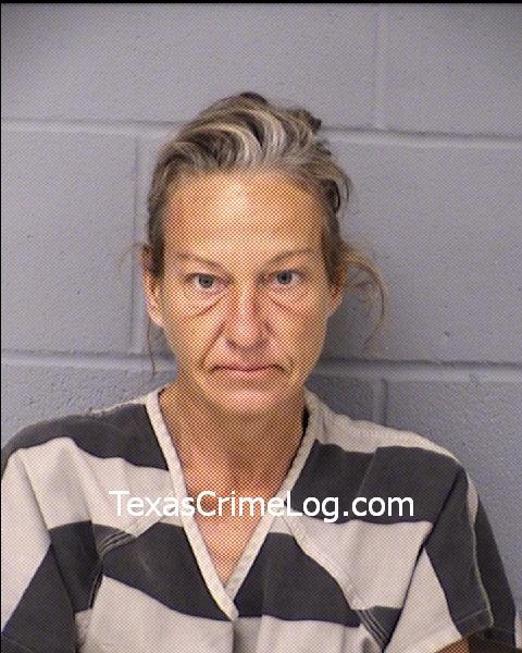 Sheila Mitchell (Travis County Central Booking)