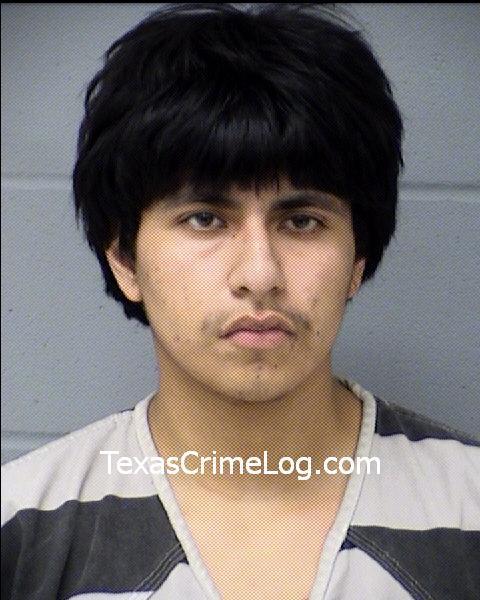 Jason Cabrera-Valencia (Travis County Central Booking)