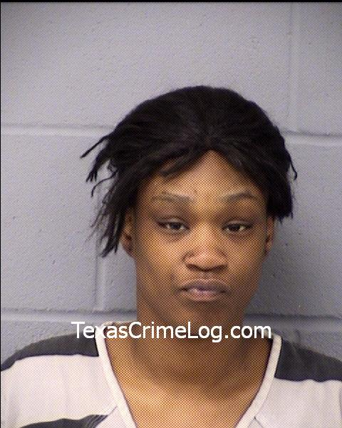 Ashley Langham (Travis County Central Booking)