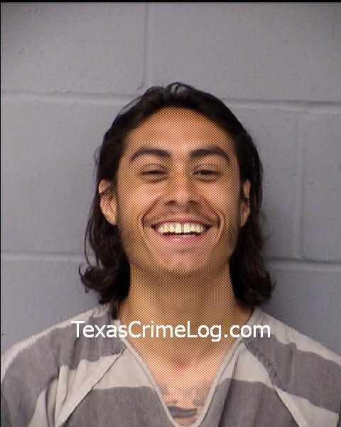Christian Blackmon (Travis County Central Booking)