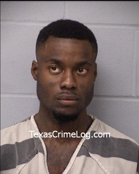 Braxton Westbrook (Travis County Central Booking)
