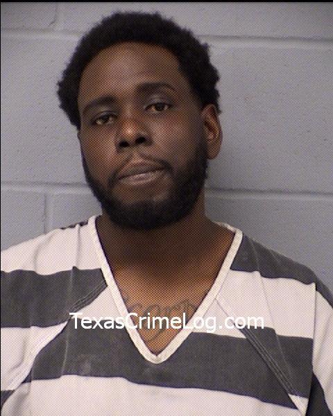Devoric Johnson (Travis County Central Booking)
