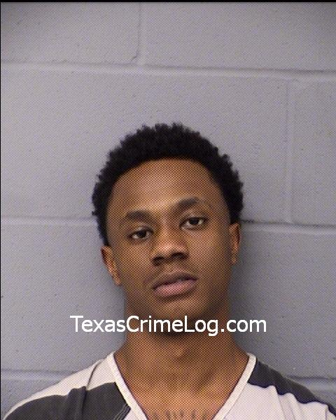 Zhakail Bradley (Travis County Central Booking)