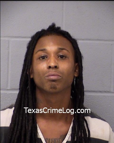 Damontez Sharp (Travis County Central Booking)
