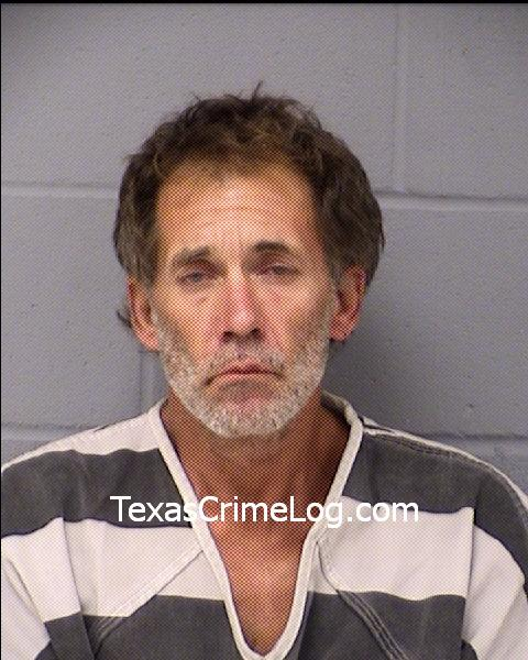 Trend Peavy (Travis County Central Booking)
