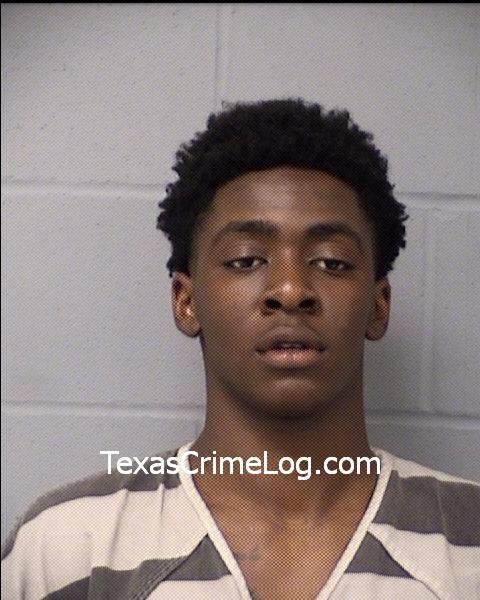 Atrell Veal (Travis County Central Booking)