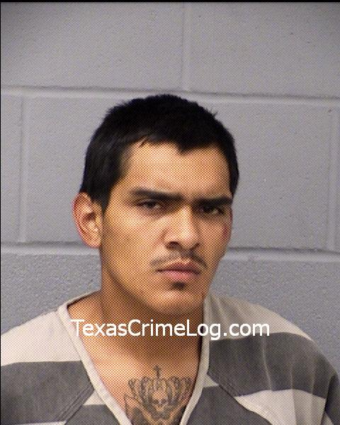 Eduardo Moreno (Travis County Central Booking)