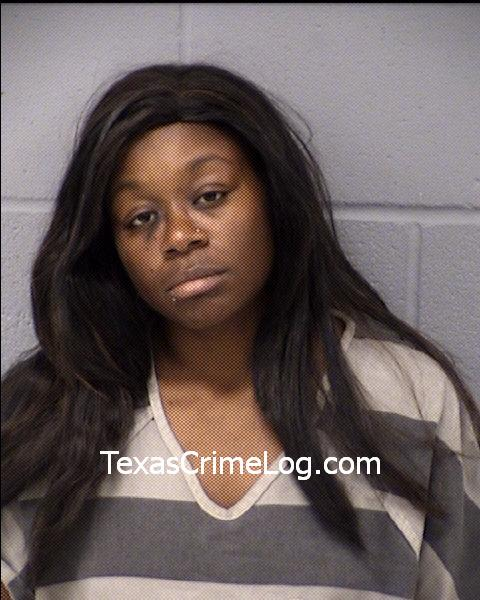 Ashunta Robinson (Travis County Central Booking)