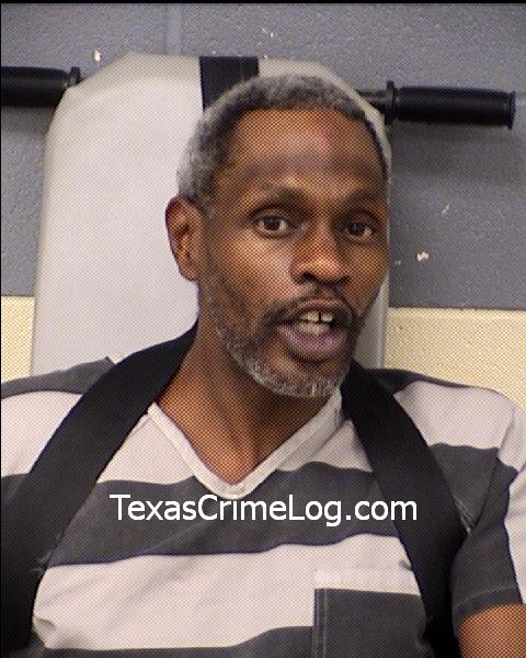 Lance Benford (Travis County Central Booking)